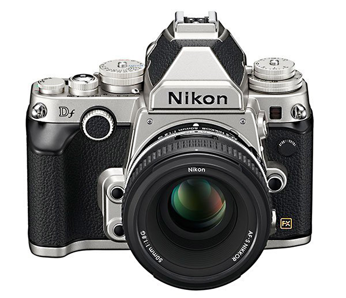 First Nikon Df picture...