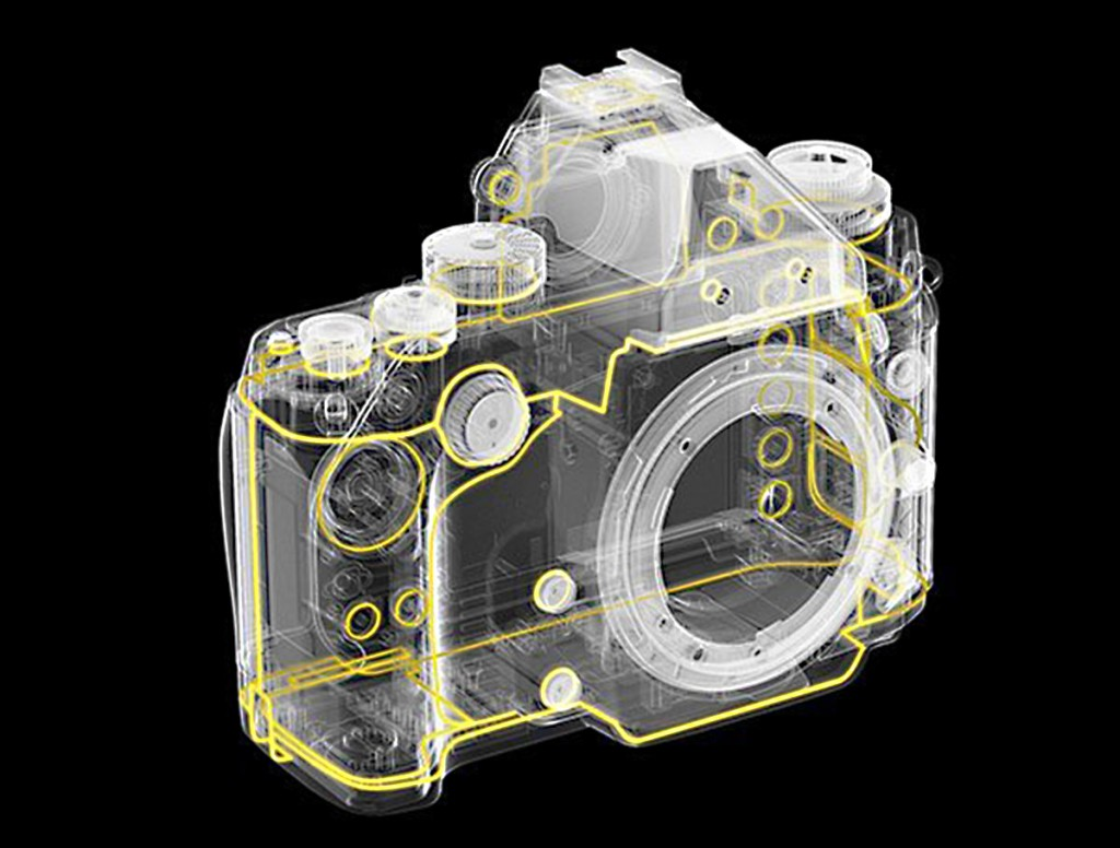 Nikon Df weather sealing